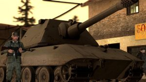 Panzerkampfwagen E-100 by TheImperialCombine