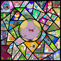 My Pokmon Collage: Part 2. by catdragon4