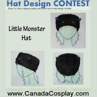 Little Monster Hat! by FanySinChian