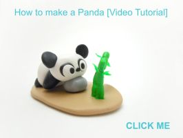 Panda Chan [Video Tutorial] by SmallCreationsByMel