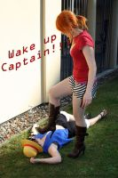 Wake up Captain by Wings-chan