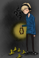Which one is the real Stephano? by aurpan