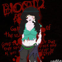 Blood by Corey-Harmonia