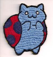 Catbug Patch by RoryRochelle