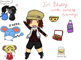 ::For Shelly with Love:: by Batty-Brandyn