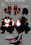 2014 Design Sheet by angieness