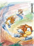 Sonic-ChotGH Chapter 1 - The Launch Day - 11 by Liris-san