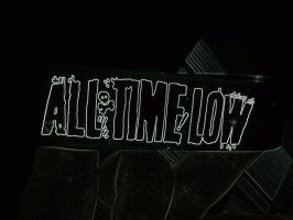 All time low glow bracelet by maraaax3