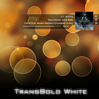 TransBold White -Bug Fix 2- by Yumeidy