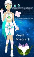Angel Mariah S. Or Other...~? by WhiteMageHealer
