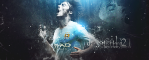 David Silva by albanoGFX