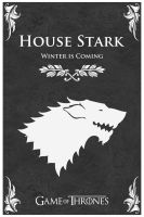 Game of Thrones | House Stark by stanxv