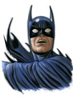 The Batman, from Heroes 2012 by quin-ones