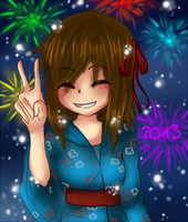 CA: Happy New Year! by Cirorin