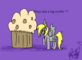 Big Muffin by XRadioactive-FrizzX