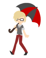 Umbrella Rache by Remmis-AppleMaster