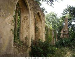 Church Ruin 08 by AnitaJoy-Stock