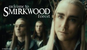 Oakenstill #12: Meet Thranduil by PeckishOwl