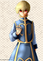 Kurapika clr. by xhunter924