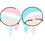 Spa twins by blossomsweet1