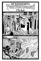 Fungi From Yuggoth: The Book 1 by Tillinghast23