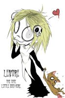 Lenore and Kitty No.12 by JigokuHana