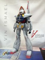 MG Turn A Gundam by VinIsmael