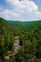 Linville Gorge by rdswords