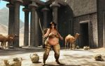 BBW _ Big Anna Jones - Quest for the Golden Tomb by Rendermojo