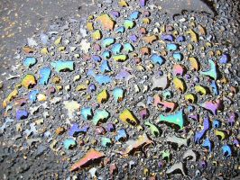 driveway colour clusters by SpencerCameron