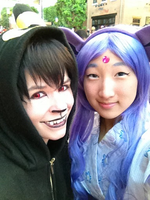 Katsucon 2014: Light and Dark by famoustruth