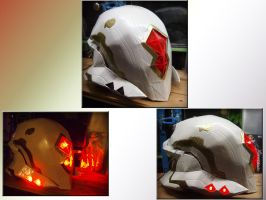 Xenoblade Fiora`s Helmet by FlameTorchic