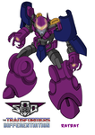 Transformers Seeds Of Deception: Ratbat by Natephoenix