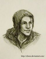 infamous second son by chwee