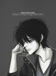 Nico di Angelo's Big Secret by germanmissiles
