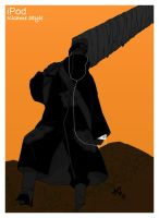 iPod: KISAME edition by m0nr