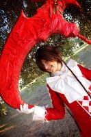 Pandora Hearts - The Red Queen by SuperWeaselPrincess