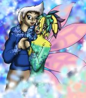 The Frost and The Fairy by Bethessa