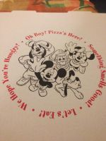 Disney Pizza by Simpsonsfanatic33