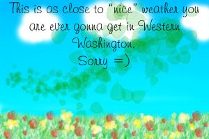 Western Washington Weather by stereo-typed
