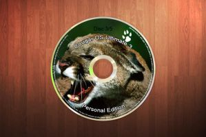Cougar OS Ultimate 3 Disc by chris2fresh