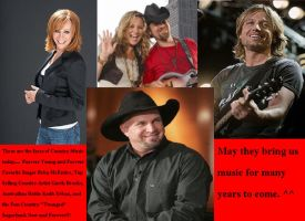 Country Music Wallpaper by HyperSonicFire15