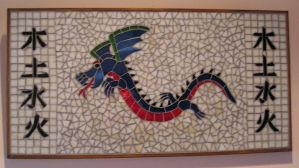 Good Luck Dragon by Mystic-Mosaics