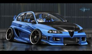 Alfa 147 by Little-Nemesis