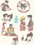 ship all the ships LoK by Silver-Shadoww