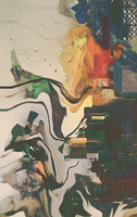Is that burning town? - Abstract tag by sky-spree