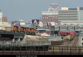 BNSF and UP meet by 3window34