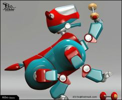 aibo_pose09 by D3r3x