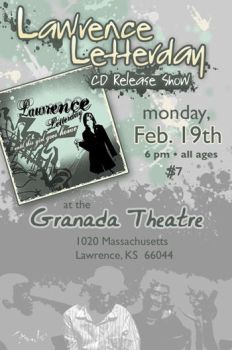 Lawrence Letterday CD Release by dubbinmusic