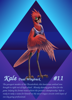 Thunderbirds - Kale by Goldquiver
